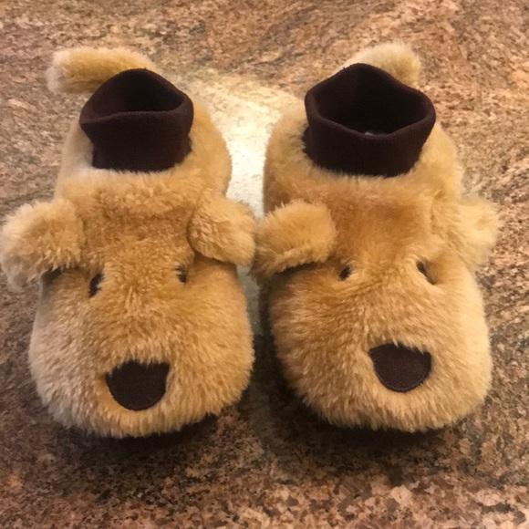 1612e9621395 L.L. Bean Other - 🔻5  25 LL Bean toddler puppy slippers